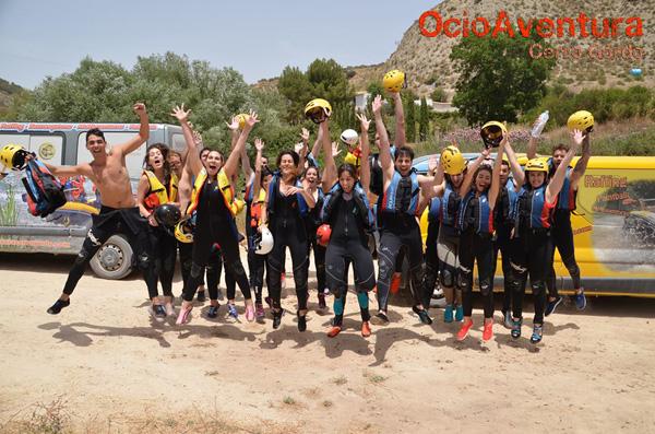 Rafting Benamejí - Rafting en Córdoba
