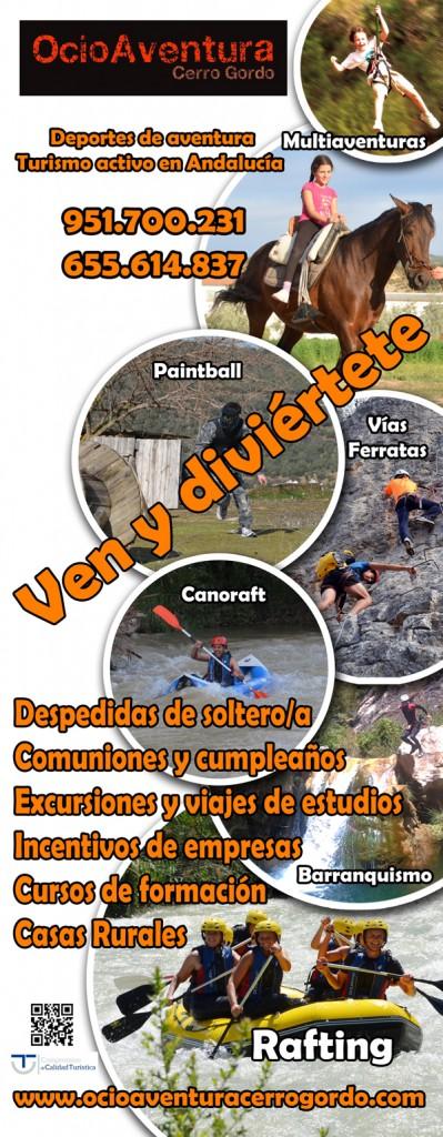 Deportes de aventura en andalucia