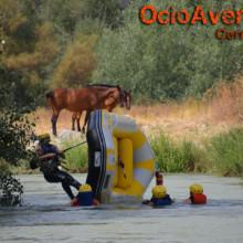 Rafting cerca de Sevilla