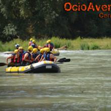 Rafting cerca de Granada