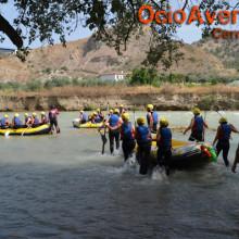 Rafting cerca de Córdoba