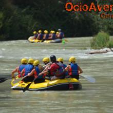 Rafting Jaén
