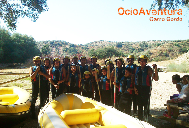 rafting-para-niños-malaga