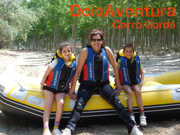 rafting-para-niños-granada