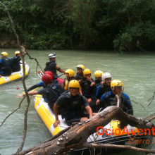 Rafting institutos Sevilla