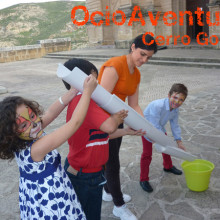 Animadores para comuniones Granada