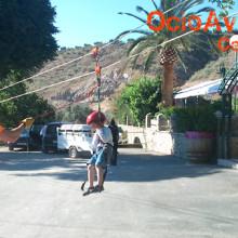 Tirolina para comuniones Córdoba