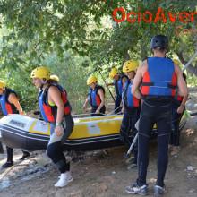 Rafting Benamejí -Andalucía-
