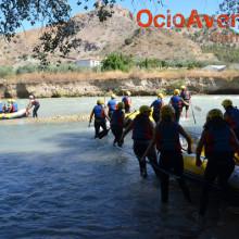 Rafting Benamejí -Córdoba-