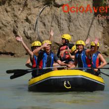 Rafting Andalucía