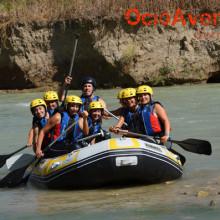 Rafting Córdoba
