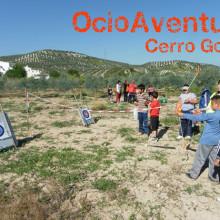Excursión colegio a Granja Escuela Córdoba