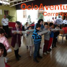 Animación comunión Villanueva de Tapia