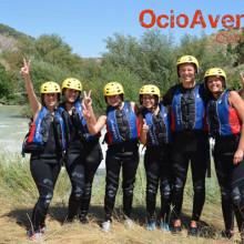 Descuento Rafting Andalucía