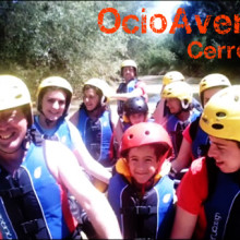 Rafting familiar Córdoba