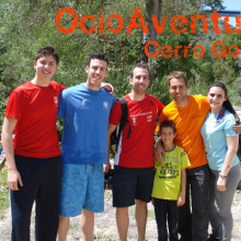 Rafting familiar Sevilla