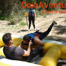 Rafting familiar Cuevas Bajas