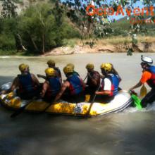 Rafting despedida de solteros Sevilla