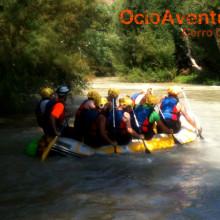 Rafting despedida de solteros Granada