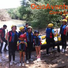Actividades acuáticas con niños en Málaga