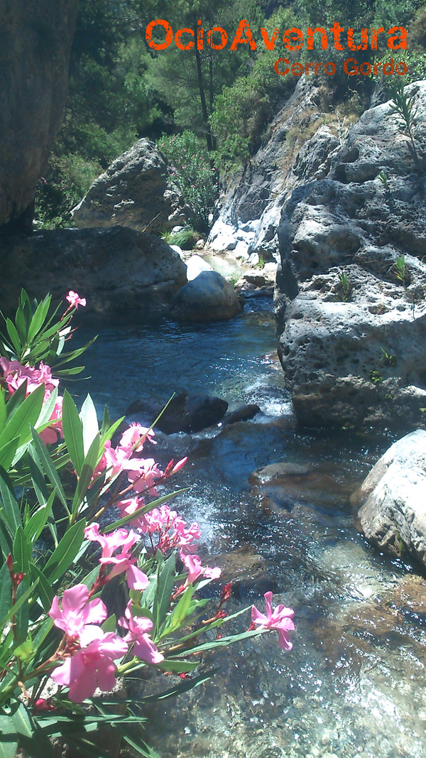Río Verde Otivar
