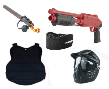 material-paintball-ninos-infantil