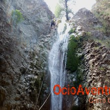 Canyoning-in-Córdoba-priego-cordoba