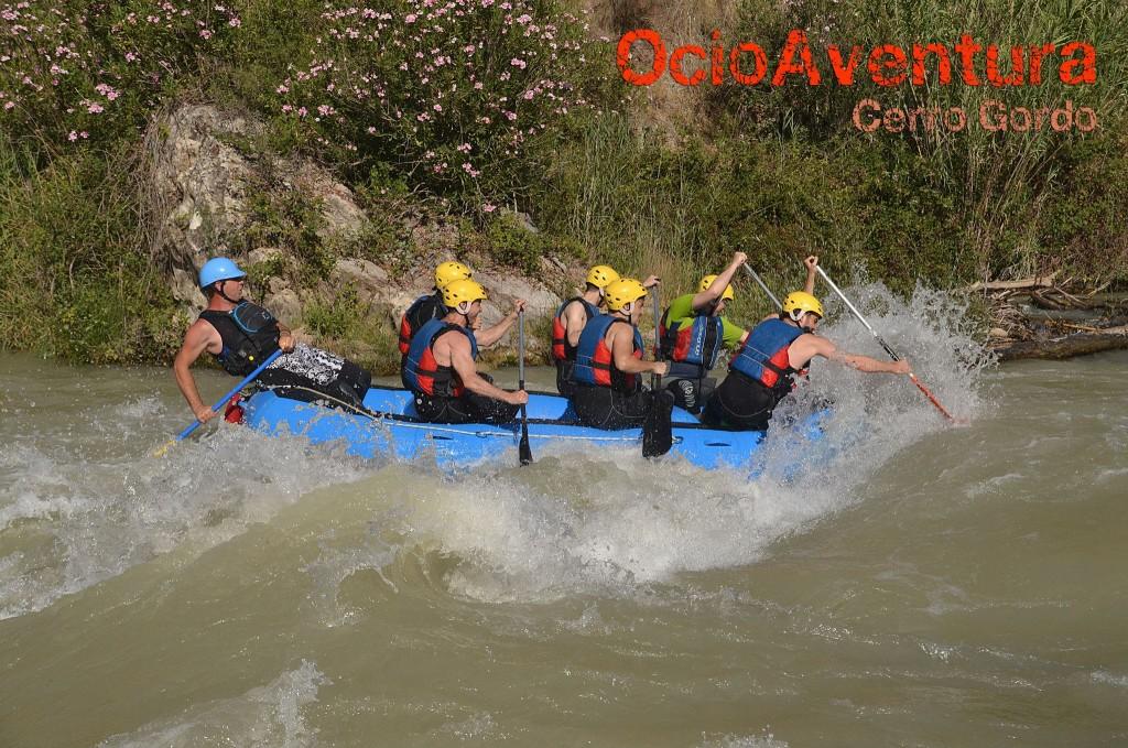 Rafting Palenciana