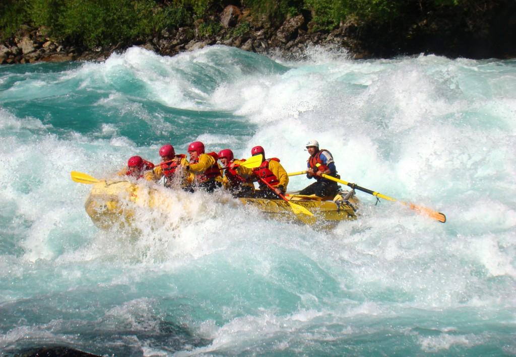 Rafting-Rio-Futaleufú-River